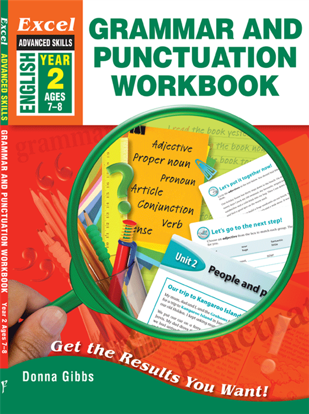 图片 Excel Advanced Skills - Grammar and Punctuation Workbook Year 2