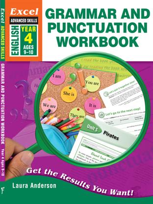图片 Excel Advanced Skills - Grammar and Punctuation Workbook Year 4