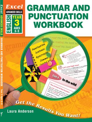 图片 Excel Advanced Skills - Grammar and Punctuation Workbook Year 3