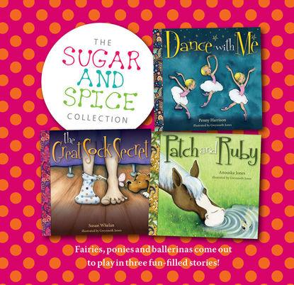 圖片 The Sugar and Spice Collection