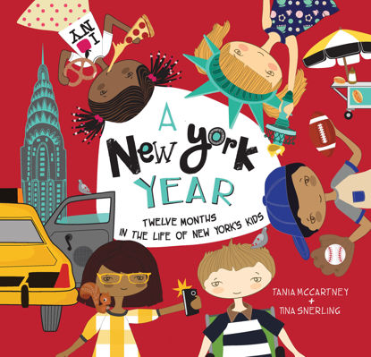 圖片 A New York Year: Twelve Months in the Life of New York's Kids