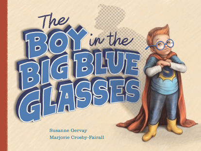 圖片 The Boy in the Big Blue Glasses