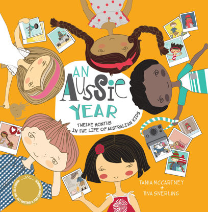 Picture of An Aussie Year: Twelve Months in the Life of Australian Kids