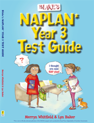 圖片 Blake's NAPLAN Year 3 Test Guide