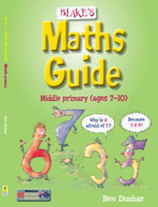 Picture of Blake's Maths Guide - Middle Primary