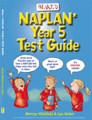 Picture of Blake's NAPLAN Year 5 Test Guide