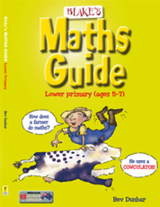 Picture of Blake's Maths Guide - Lower Primary
