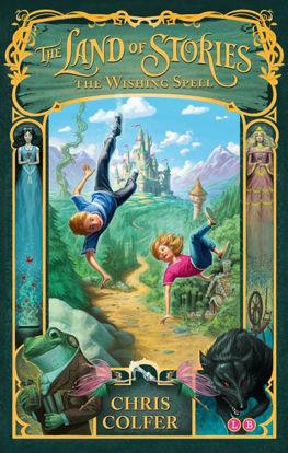 图片 The Land of Stories: The Wishing Spell: Book 1