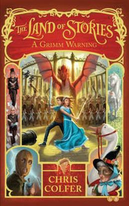 圖片 The Land of Stories: A Grimm Warning: Book 3