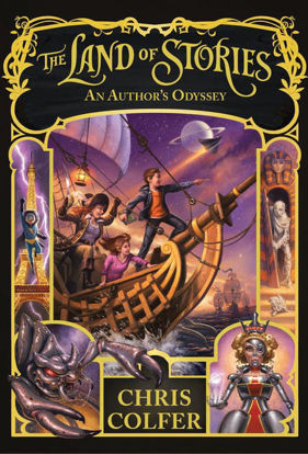 圖片 The Land of Stories: An Author's Odyssey: Book 5