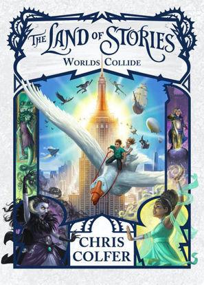 图片 The Land of Stories: Worlds Collide: Book 6
