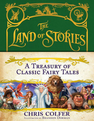 圖片 The Land of Stories: A Treasury of Classic Fairy Tales