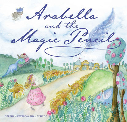 圖片 Arabella and the Magic Pencil