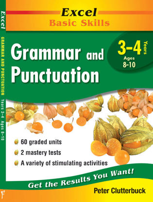 Picture of Excel Basic Skills - Grammar and Punctuation Years 3 - 4