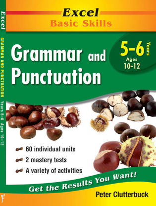 Picture of Excel Basic Skills - Grammar and Punctuation Years 5 - 6