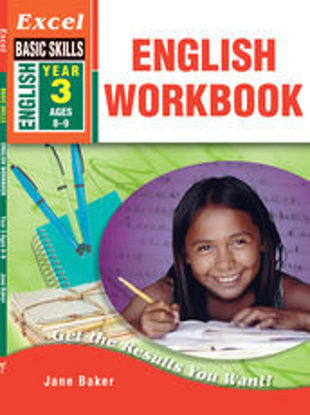 Picture of Excel Basic Skills - English Workbook Year 3