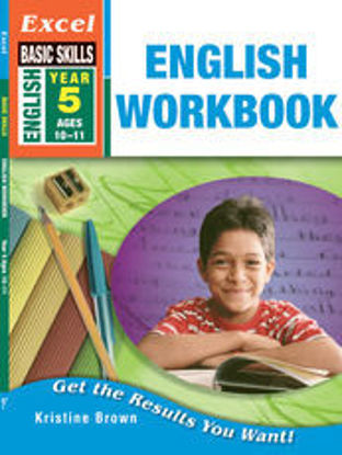 Picture of Excel Basic Skills - English Workbook Year 5