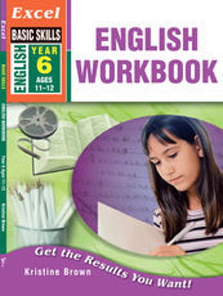 Picture of Excel Basic Skills - English Workbook Year 6