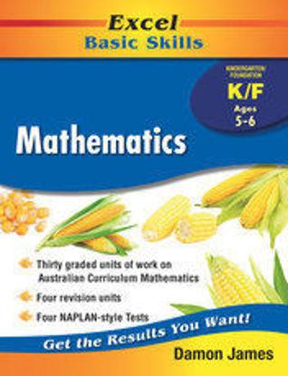 图片 Excel Basic Skills - Mathematics Kindergarten/Foundation