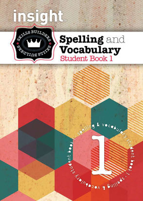 Picture of Insight Skills Builders Spelling and Vocabulary Book 1
