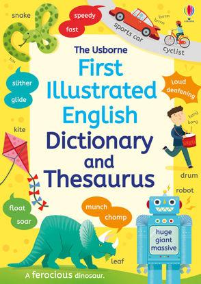 图片 First Illustrated Dictionary and Thesaurus: Age 5+