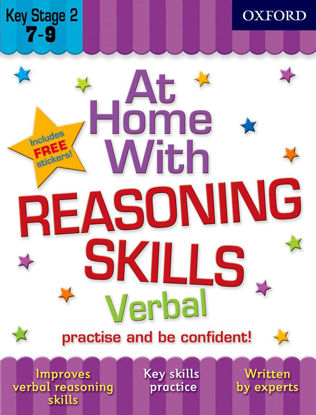 圖片 At Home With Verbal Reasoning 7-9 Practice and Be Confident!