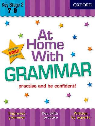 圖片 At Home With Grammar 7-9 Practice and Be Confident!