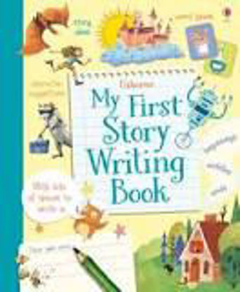 Picture of My First Story Writing Book