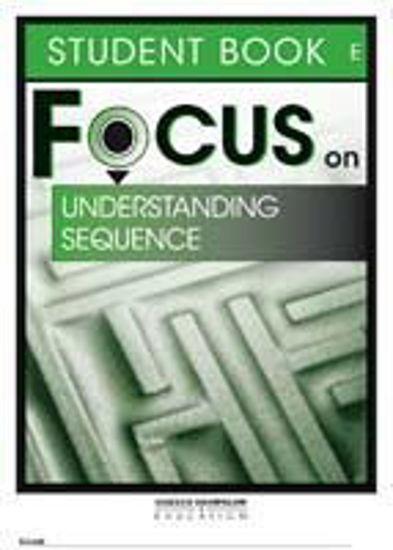 圖片 Focus on Reading: Understanding Sequence - Student Book E (Set of 5)