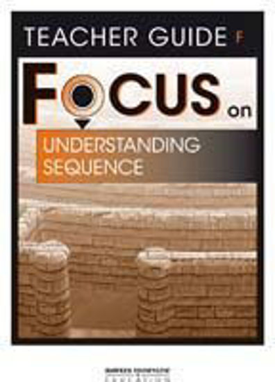 圖片 Focus on Reading: Understanding Sequence - Teacher Guide F