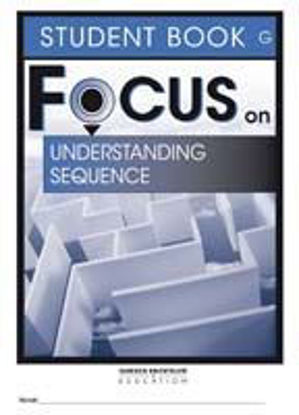 圖片 Focus on Reading Understanding Sequence - Student Book G (Set of 5)