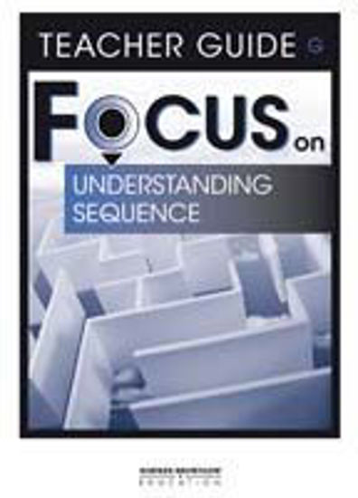 圖片 Focus on Reading Understanding Sequence - Teacher Guide G