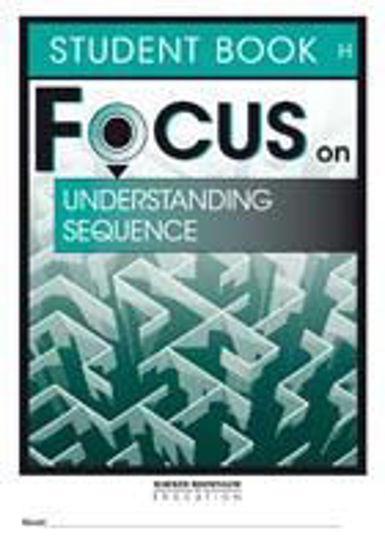 圖片 Focus on Reading: Understanding Sequence - Teacher Guide H
