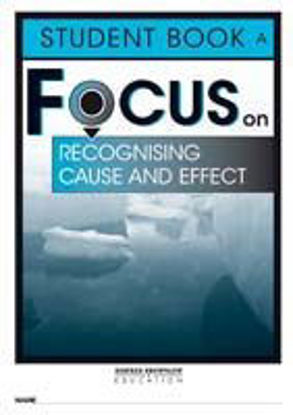 圖片 Focus on Reading: Recognising Cause and Effect - Student Book A (Set of 5)