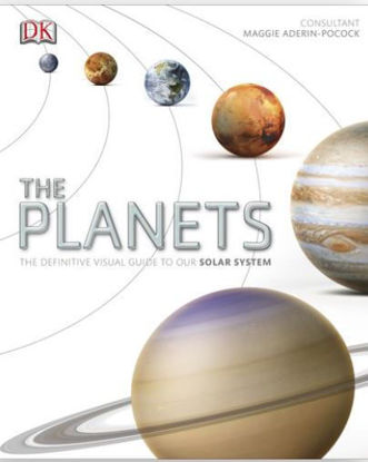 圖片 The Planets~ The Definitive Visual Guide DK