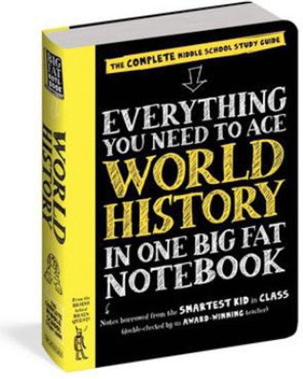 图片 Everything You Need to Ace World History in One Big Fat Notebook - US Edition