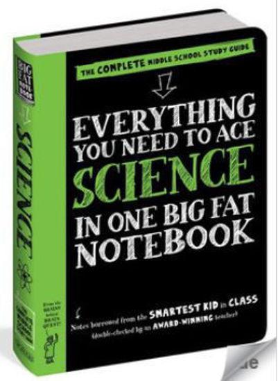 图片 Everything You Need to Ace Science in One Big Fat Notebook - US Edition