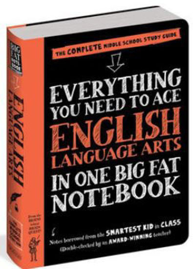 Picture of Everything You Need to Ace English Language Arts in One Big Fat Notebook - US Edition
