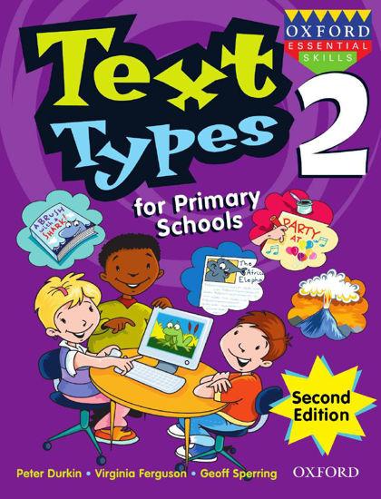 圖片 Text Types for Primary Schools Book 2