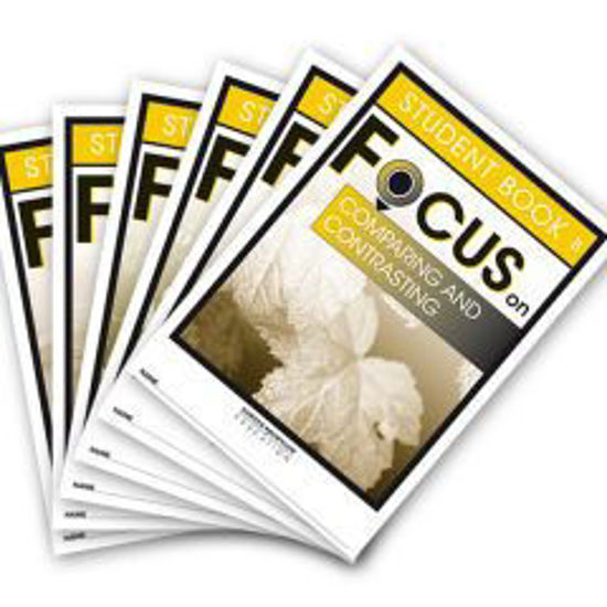 Picture of Focus on Reading Level B Student Books Set of 6