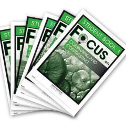 Picture of Focus on Reading Level E Student Books Set of 6