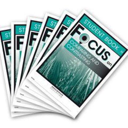 圖片 Focus on Reading Level H Student Books Set of 6