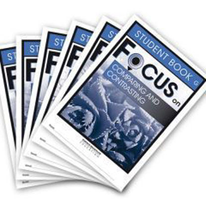 Picture of Focus on Reading Level G Student Books Set of 6
