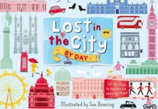 圖片 LOST IN THE CITY: BY DAY