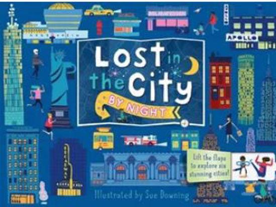 圖片 Night Time : Lost in the City