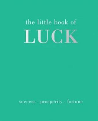 圖片 THE LITTLE BOOK OF LUCK
