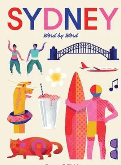 圖片 Sydney Word by Word