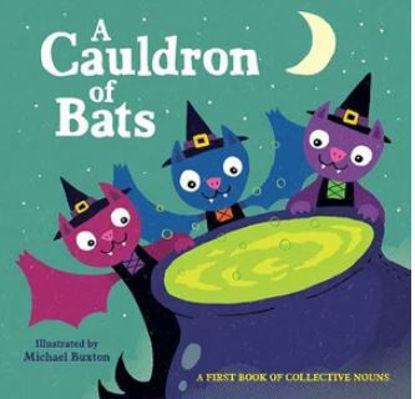 圖片 A Cauldron of Bats