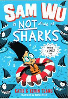 圖片 Sam Wu is NOT Afraid of Sharks!