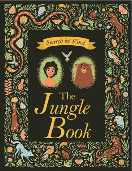 圖片 Search and Find The Jungle Book